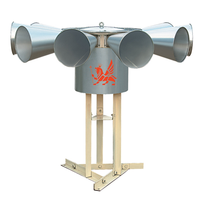 LK-STH10B hand operated siren
